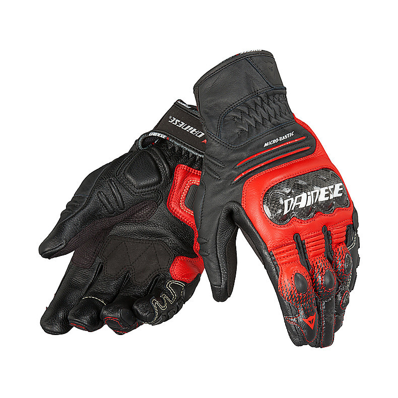 Guanto Carbon Cover S-St Dainese