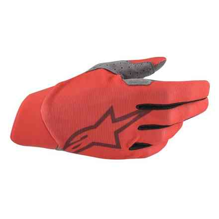 Guanto Cross Dune rosso brillante Alpinestars