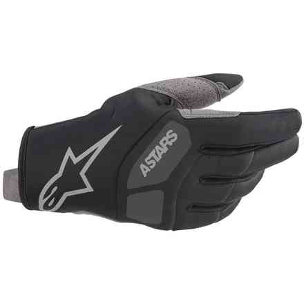 Guanto Cross Thermo Shielder nero grigio scuro Alpinestars