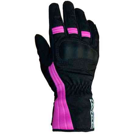 Guanto Donna Voyager H2out nero fucsia Spidi