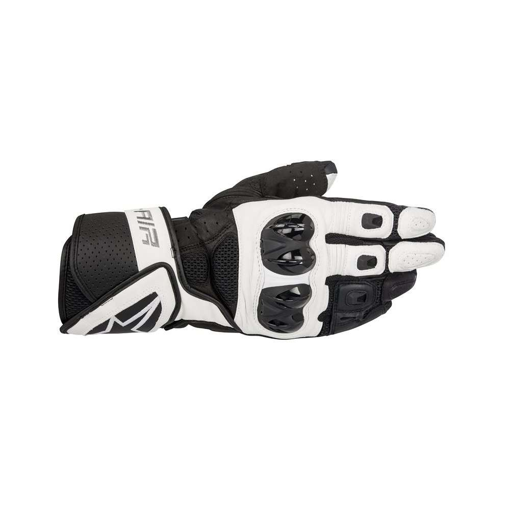 Guanto Sp Air nero-bianco Alpinestars