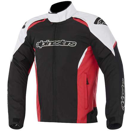 Gunner WP Jacket 2015 black-white-red Alpinestars
