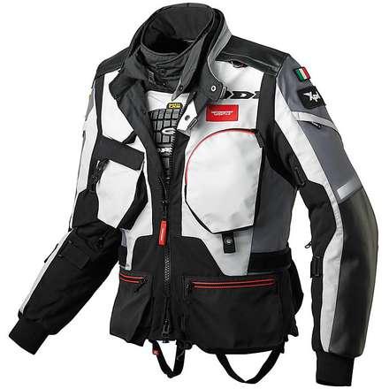 H.T Raid H2Out Jacket Spidi