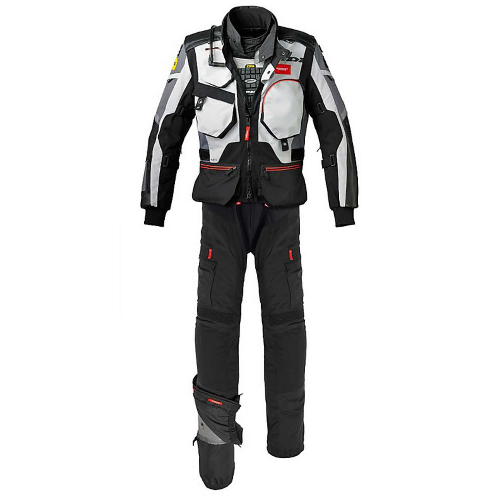 39132b6e65b H.T Raid H2Out Suit Jackets Waterproof Spidi dainese motorcycle ...