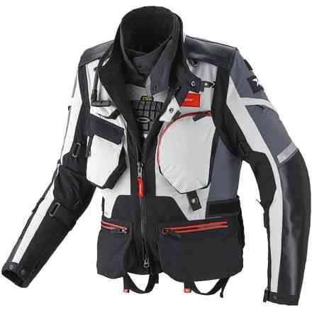 H.T Raid Pro H2Out Jacket Spidi