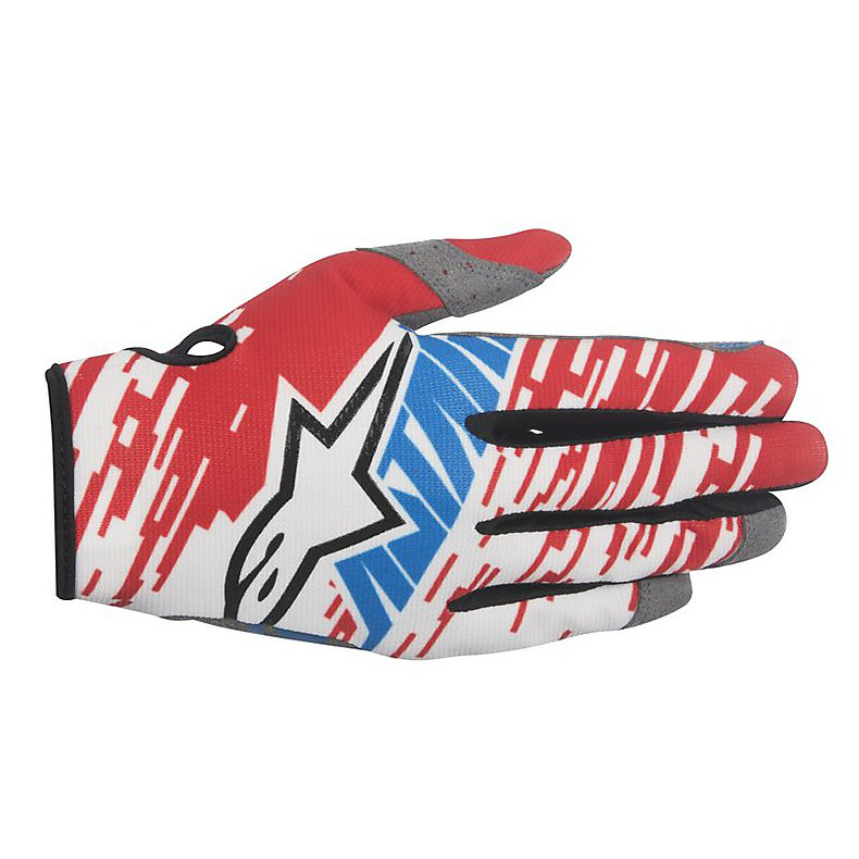 Handschuhe cross Racer Braap 2016 Alpinestars