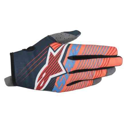 Handschuhe Radar Tracker Orange Alpinestars