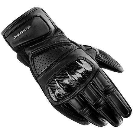 Hangar Black Gloves Spidi