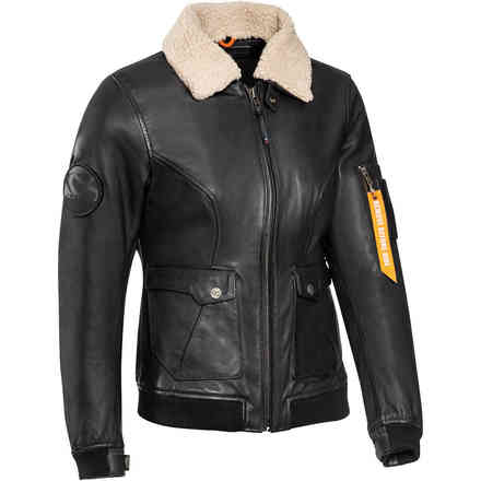 Havoc Lady Jacket Schwarz Ixon