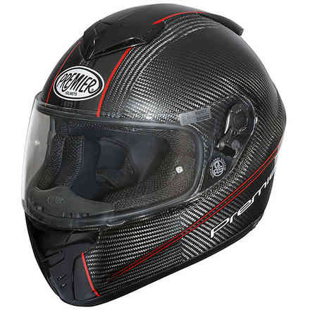 Helm 2018 Dragon Evo T2 Carbon Premier