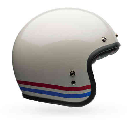Helm 500 Dlx Stripes  Bell