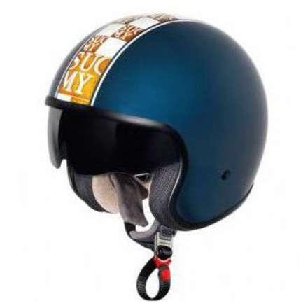 Helm '70' S Chic Blue Suomy