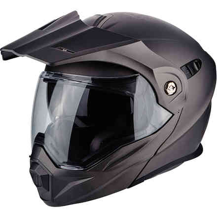 Helm Adx-1 Matt Anthracite Scorpion