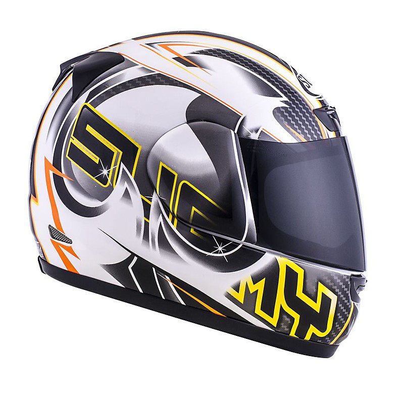 Helm Apex Pike grey Suomy
