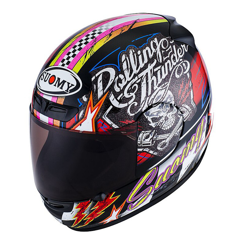 Helm Apex Rolling Thunder Suomy