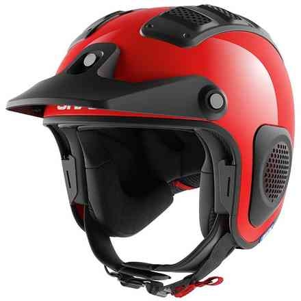 Helm Atv Drak Rot Shark