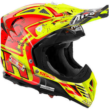 Helm Aviator 2.2 Six Days 2017 Airoh