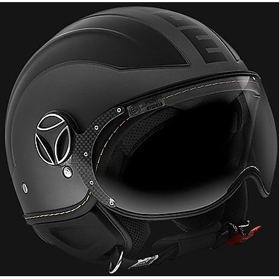 Helm Avio matt anthrazit Momo