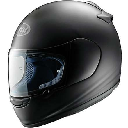 Helm Axcess II Frost Black Arai