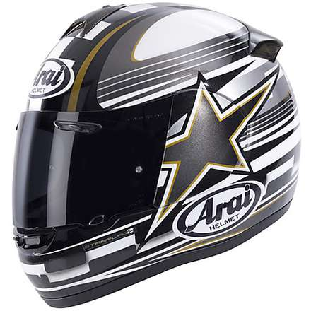 Helm Axcess II Starflag Grey Arai