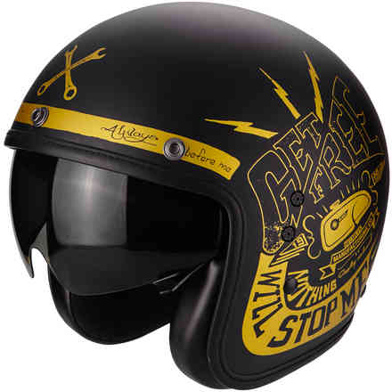 Helm Belfast Fender Scorpion