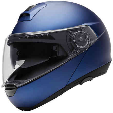Helm C4 Matt Blau Schuberth