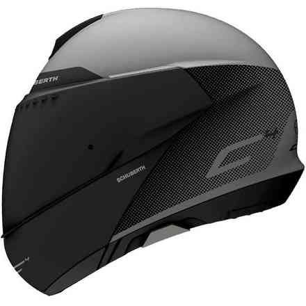 Helm C4 Resonance Grau Schuberth