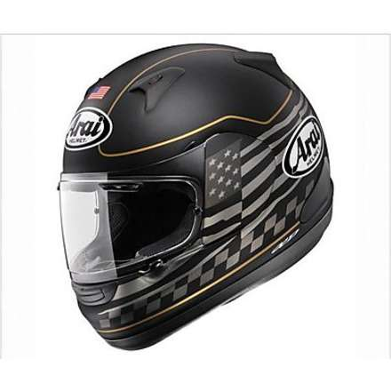 Helm Chaser V Flag Usa Arai