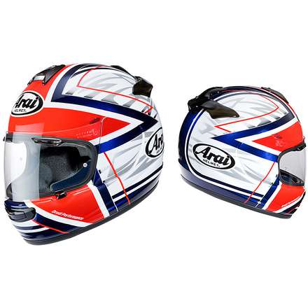 Helm Chaser - V Superstar  Red Arai