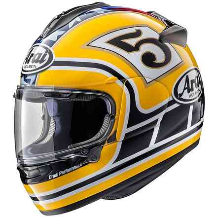 Helm Chaser-X Edwards Legend Gelb Arai