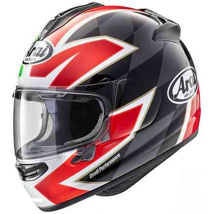 Helm Chaser-X League Italy Arai