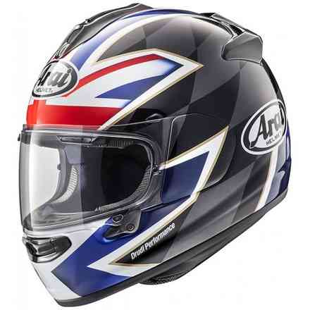 Helm Chaser-X League Uk  Arai
