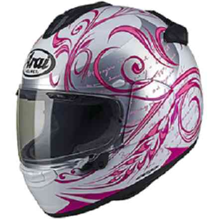 Helm Chaser-X Style Pink  Arai