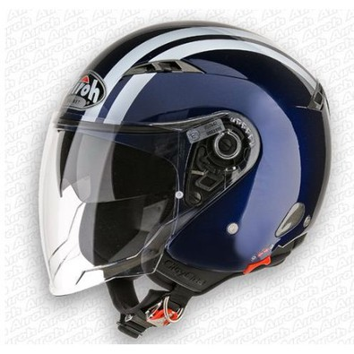 Helm City One Flash Airoh
