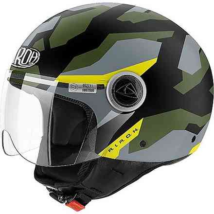 Helm Compact Camo  Airoh