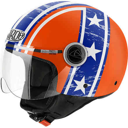 Helm Compact Hazzard  Airoh