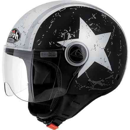 Helm Compact -Pro- Shield Airoh