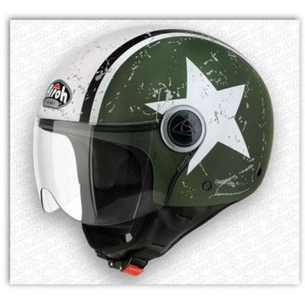 Helm Compact Shield Airoh