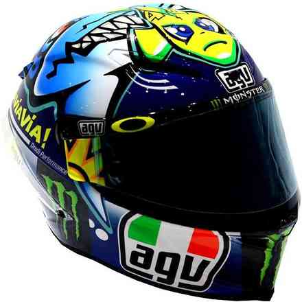 Helm Corsa Misano 2015 Limited edition Agv