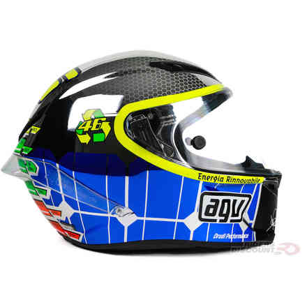 Helm Corsa Mugello 2015 Limited edition Agv