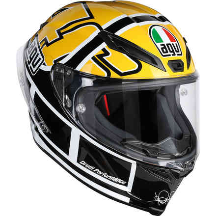 Helm Corsa R Rossi Goodwood Agv