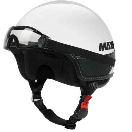Helm Djet Max Slim Naked Weiss MAX - Helmets