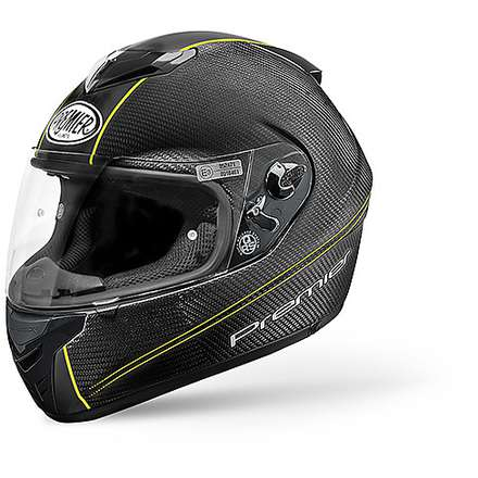 Helm Dragon Evo Ty Carbon Premier