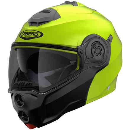 Helm Droid Hi Visibility gelb fluo Caberg