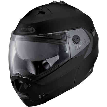 Helm Duke  II matt black Caberg
