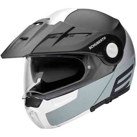 Helm E1 Cut Grau Schuberth