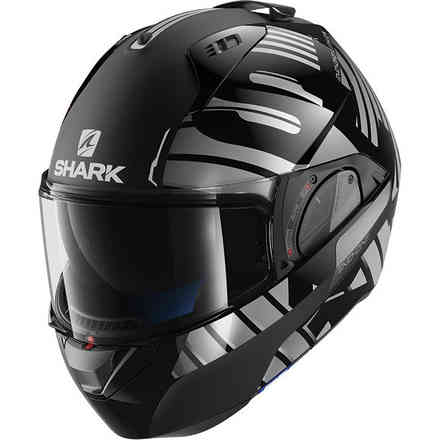 Helm Evo-One 2 Lithion Dual Black / Anthracite Shark