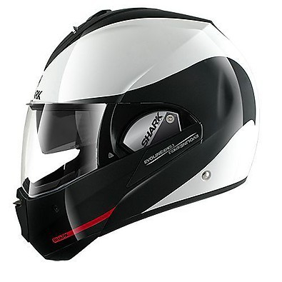 Helm Evoline 3  Hakka Shark