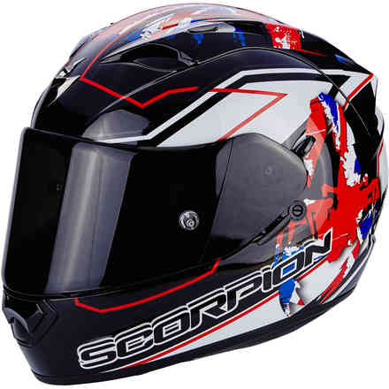 Helm Exo-1200 Air Alto  Scorpion