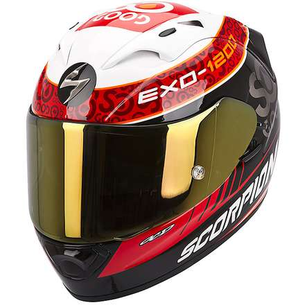 Helm Exo-1200  Air Replica Charpentier Scorpion